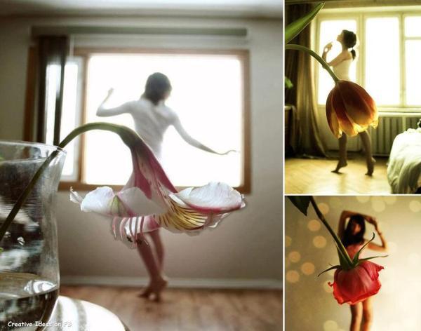 Flower Skirts - Beautiful Photographs!